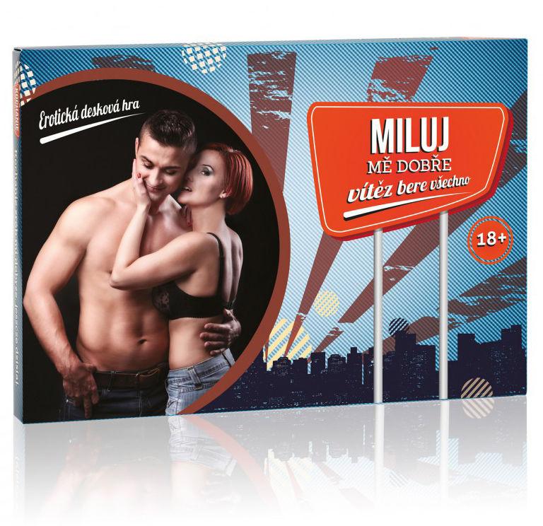 Erotic Game Miluj mě dobrě Czech Version