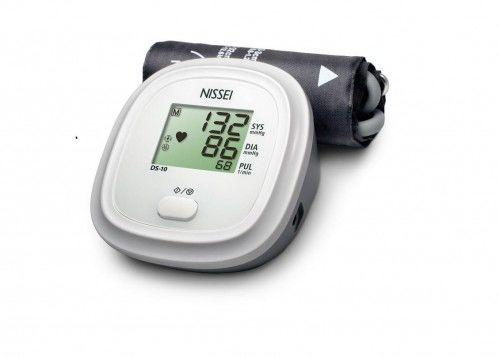 Ciśnieniomierz automatyczny + zasilacz NISSEI DS 10a