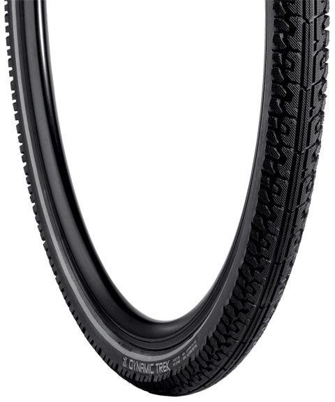 VREDESTEIN opona rowerowa trekkingowa dynamic trek 28x1.60 (42-622) czarna VRD-28597,8714692221071