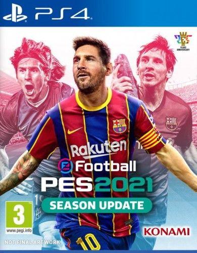 eFootball PES 2021 Season Upgrade PS 4