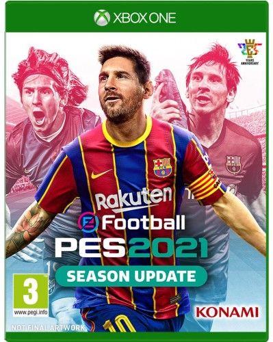eFootball PES 2021 Season Upgrade XOne