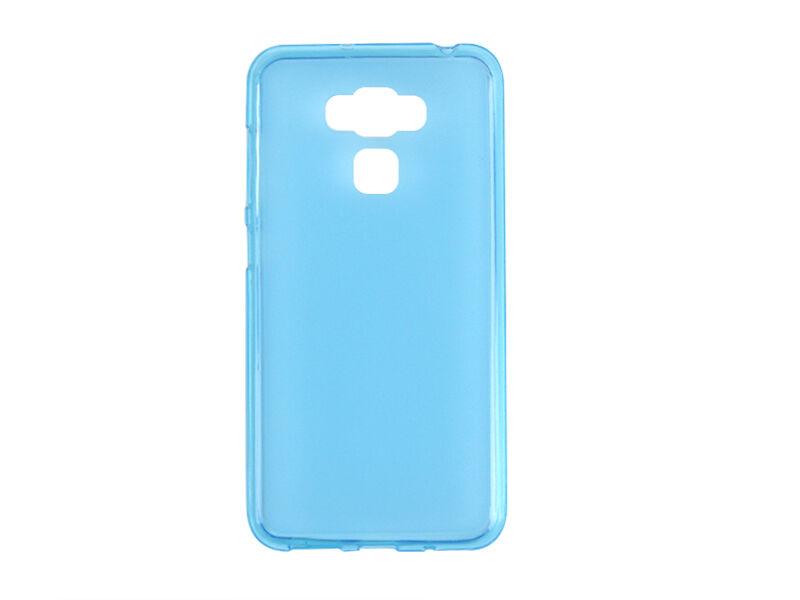Asus Zenfone 3 Max (ZC553KL) - etui na telefon FLEXmat Case - niebieski