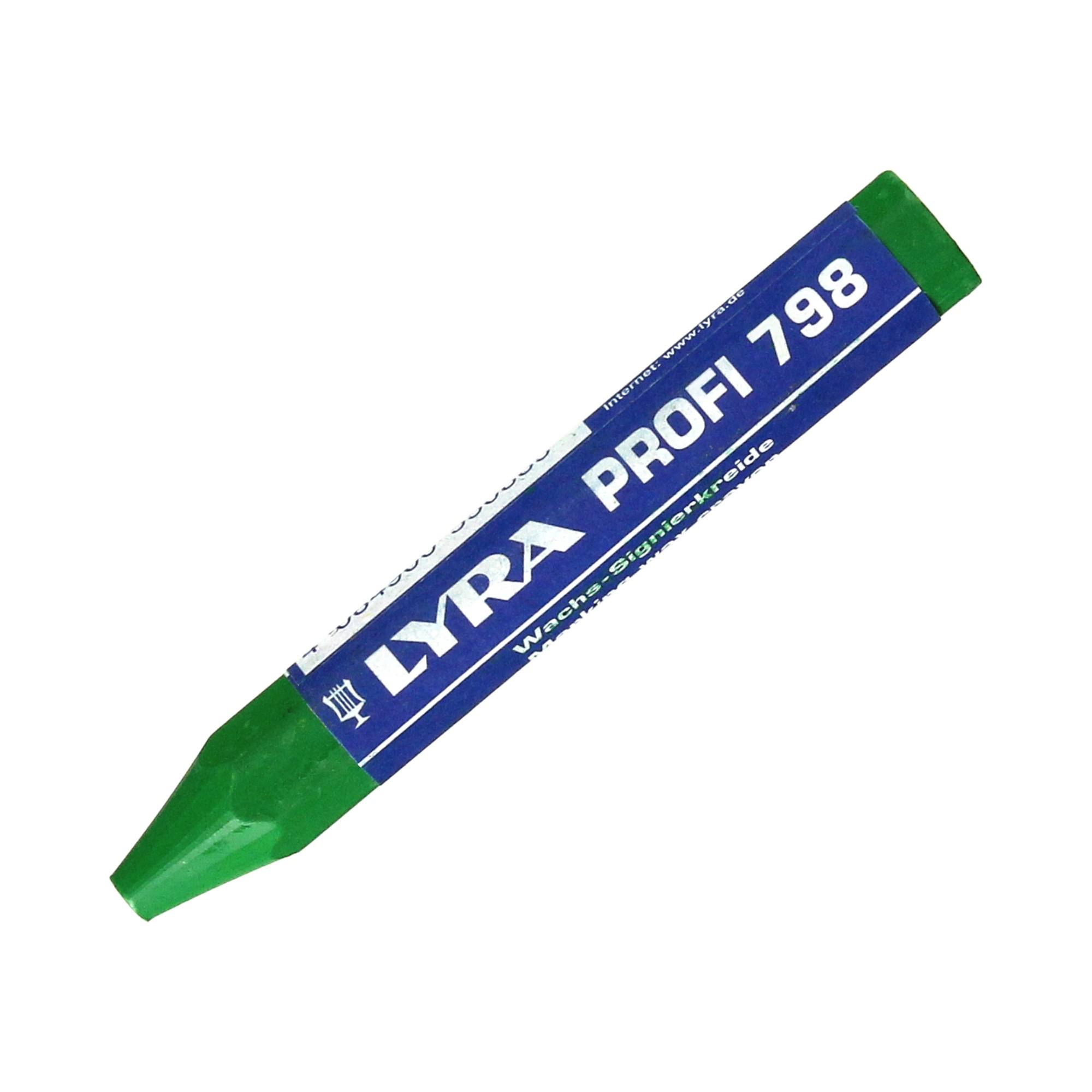 Kreda woskowa zielona Lyra 4880067