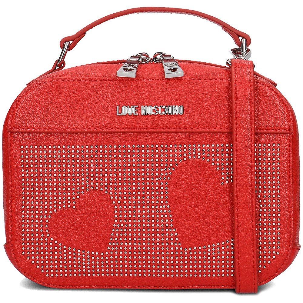 Love Moschino - Torebka Damska - JC4112PP16LT0500 - Czerwony