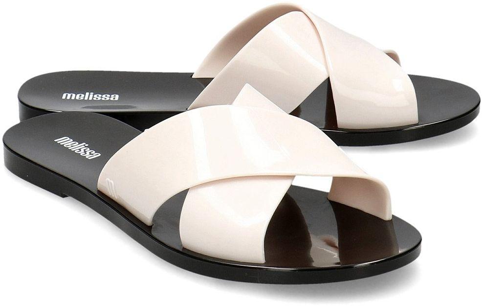 Melissa Essential Slide - Klapki Damskie - 32755 51496 - Biały
