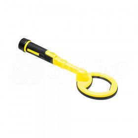 Wykrywacz metali Nokta PulseDive do poszukiwań na lądzie i pod wodą, Kolor - Żółty