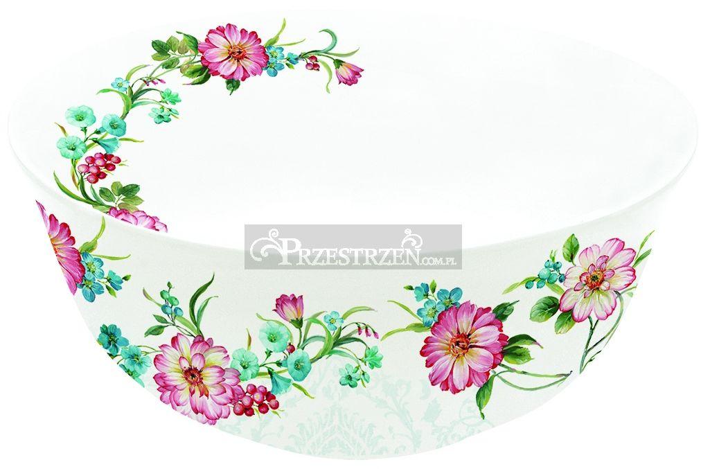 PORCELANOWA MISKA - PEACOCK PAW (960 PEAC)