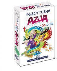 Egzotyczna Azja Quiz