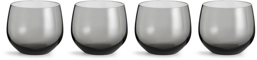 Zestaw 4 szklanek (szarych) Interiör Spectra Sagaform