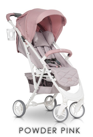Euro-Cart Volt Pro - Powder Pink