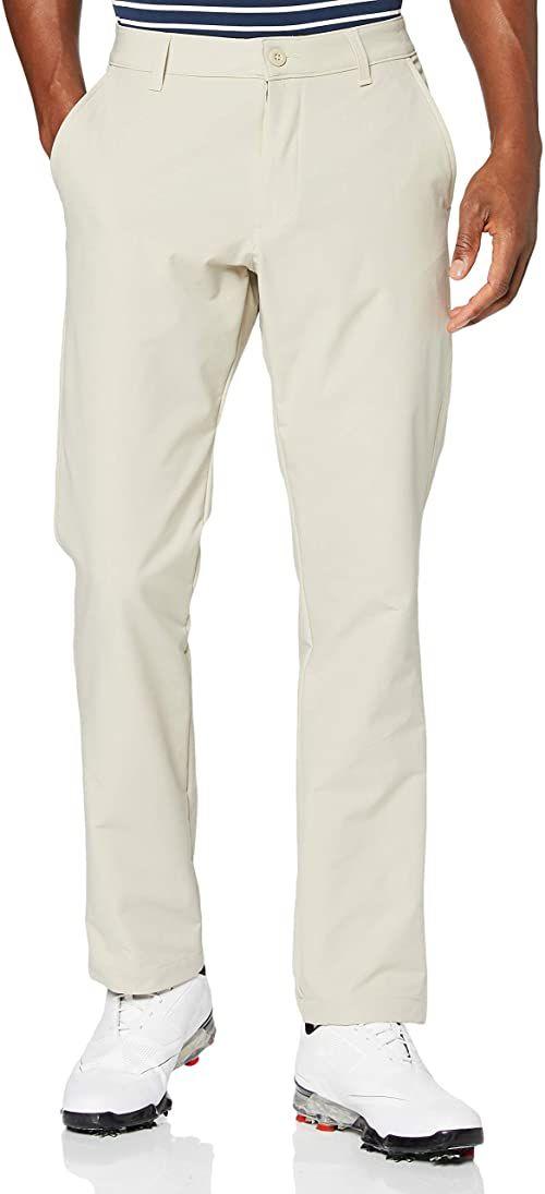 Under Armour Męskie spodnie sportowe UA Tech, spodnie treningowe (Khaki Base/Khaki Base/Khaki Base (289)) 34W / 32L