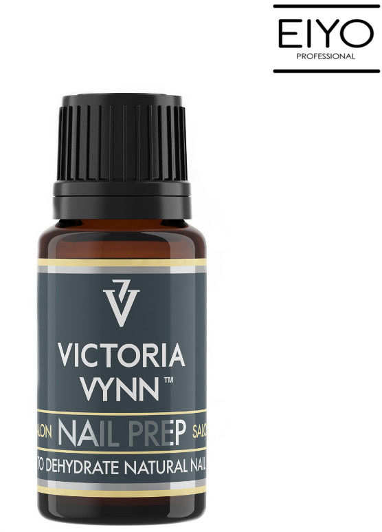 SALON NAIL PREP VICTORIA VYNN preparat do odtłuszczania paznokci - 15 ml
