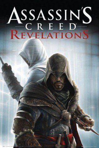 1art1 56581 Assassins Creed - plakat revelations Revelations Plakat, 91 x 61 cm