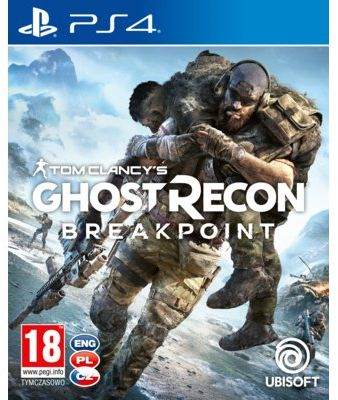 Gra PS4 Tom Clancy''s Ghost Recon Breakpoint