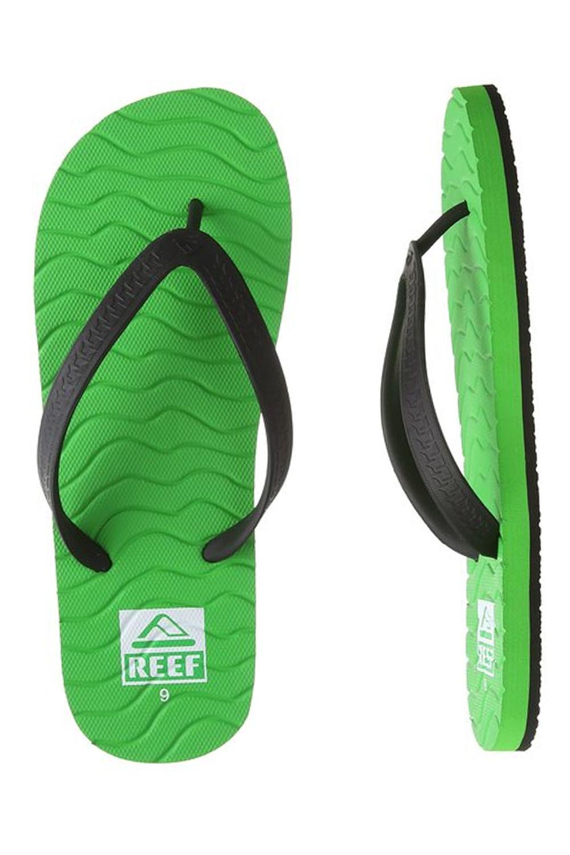 japonki męskie REEF CHIPPER GREEN BLACK
