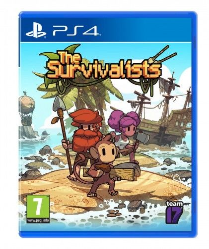 The Survivalists PS 4