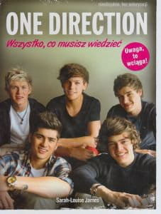 One Direction Wszystko co musisz wiedzieć - Sarah-Louise James