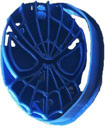 Cuticuter Spiderman krajalnica do masy cukrowej, niebieska, 8 x 7 x 1,5 cm