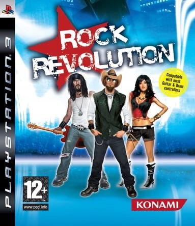 Rock Revolution PS 3 Używana