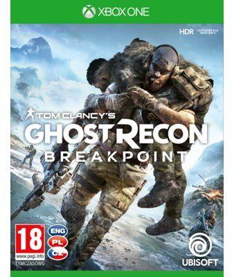 Gra Xbox One Tom Clancy''s Ghost Recon Breakpoint. DOSTARCZAMY JESZCZE DZIŚ ZA 0 ZŁ NA ZAMÓWIENIA OD 199 ZŁ! DOGODNE RATY NIE CZEKAJ!