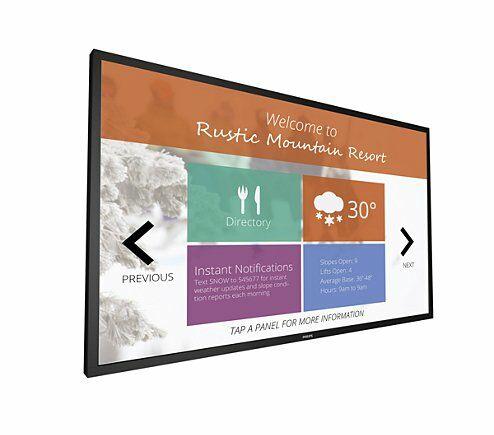 Monitor dotykowy Philips 65BDL3052T/00+ UCHWYTorazKABEL HDMI GRATIS !!! MOŻLIWOŚĆ NEGOCJACJI  Odbiór Salon WA-WA lub Kurier 24H. Zadzwoń i Zamów: 888-111-321 !!!