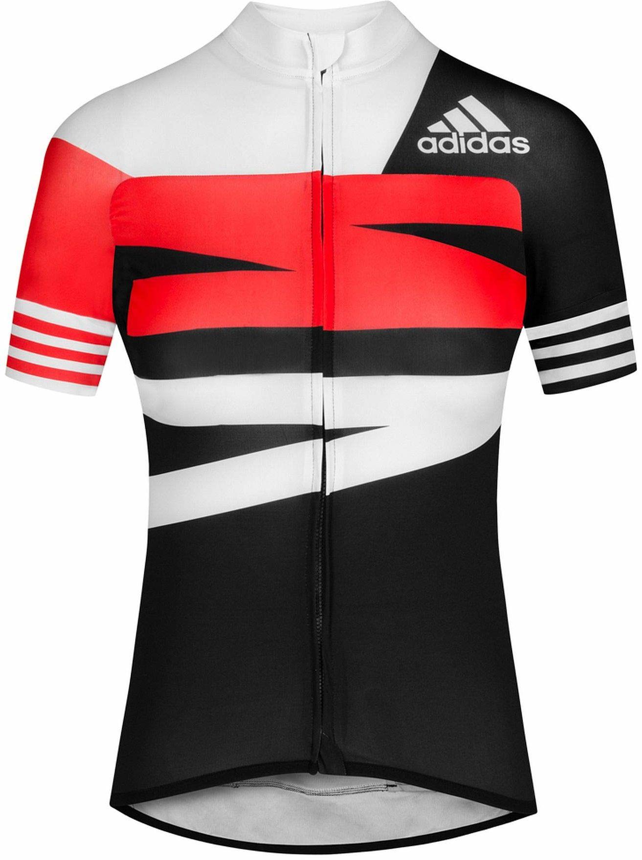 adidas Damska koszulka Adistar Graphic Trikot, Hirere, XS