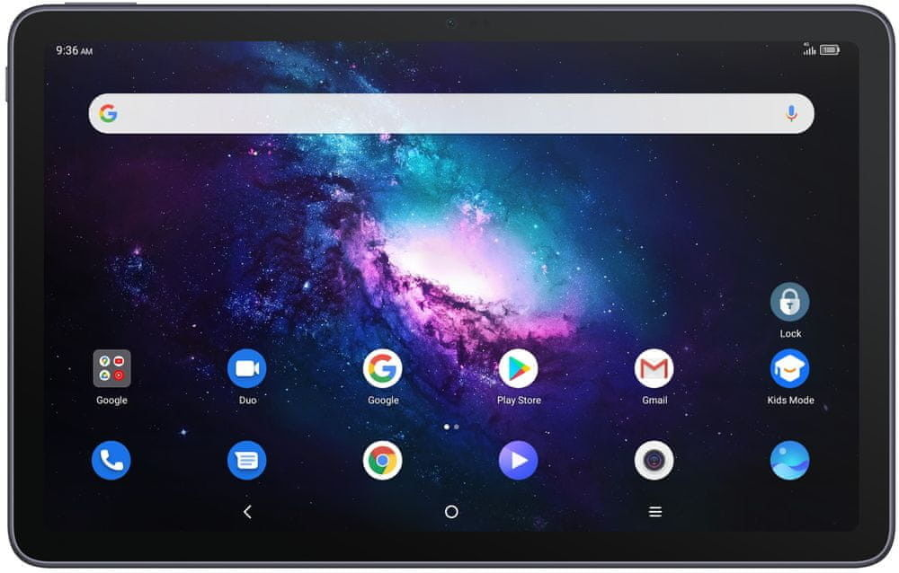 Tablet TCL 10 TAB MAX (9296G-2DLCE111) Szary