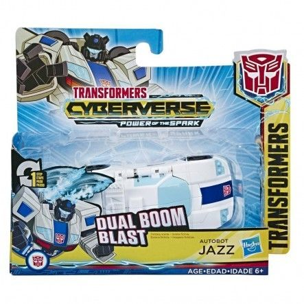 Hasbro Figurka Transformers Cyberverse 1Step Jazz