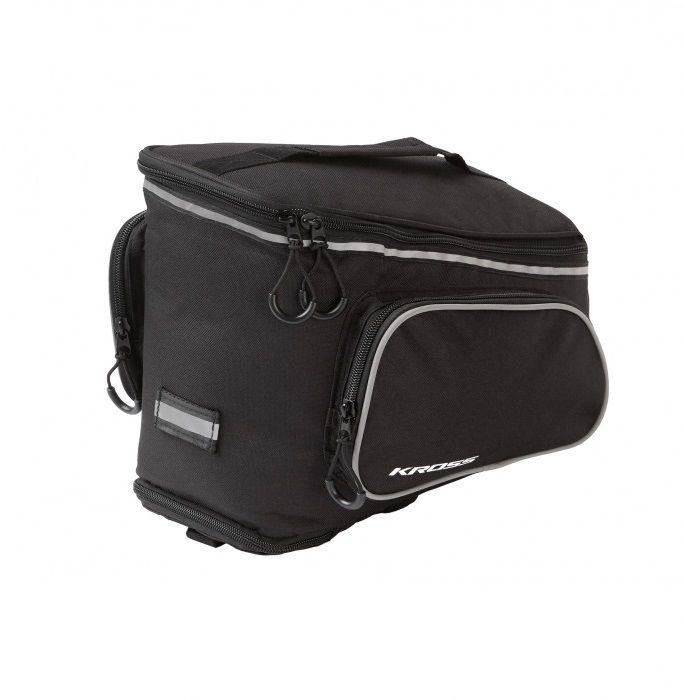 Sakwa Kross Trunk Bag na bagażnik czarna