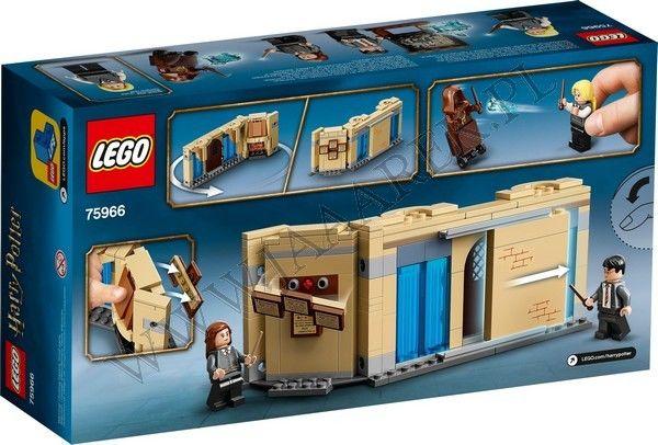 Lego Harry Potter - Pokój życzeń w Hogwarcie 75966