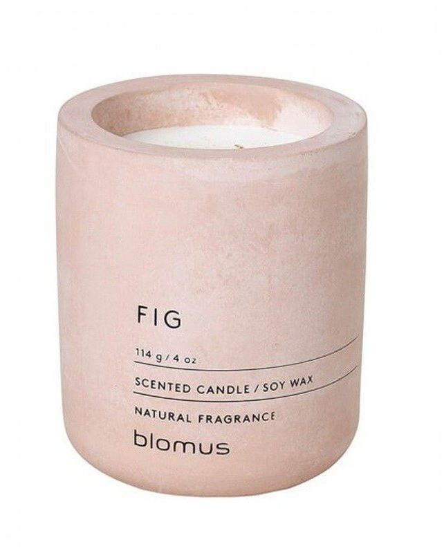 Blomus - świeca zapachowa rose dust