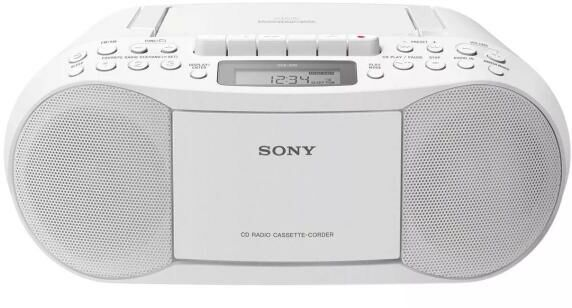 Sony CFD-S70 (biały) - Raty 20x0% - szybka wysyłka!