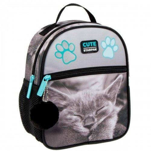 Plecak mini Kitty Sepia STARPAK 446603
