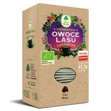Herbatka OWOCE LASU BIO (25 x 2,5 g) Dary Natury