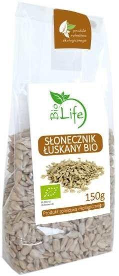Słonecznik Łuskany 150g - BioLife