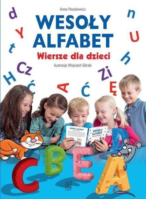 Wesoły Alfabet Wiersze dla dzieci