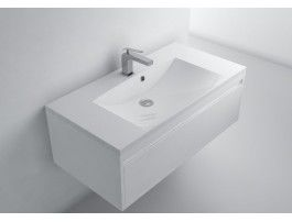 MARIA umywalka kompozytowa 90x46cm, biała Masz pytania zadzwoń 517-339-569