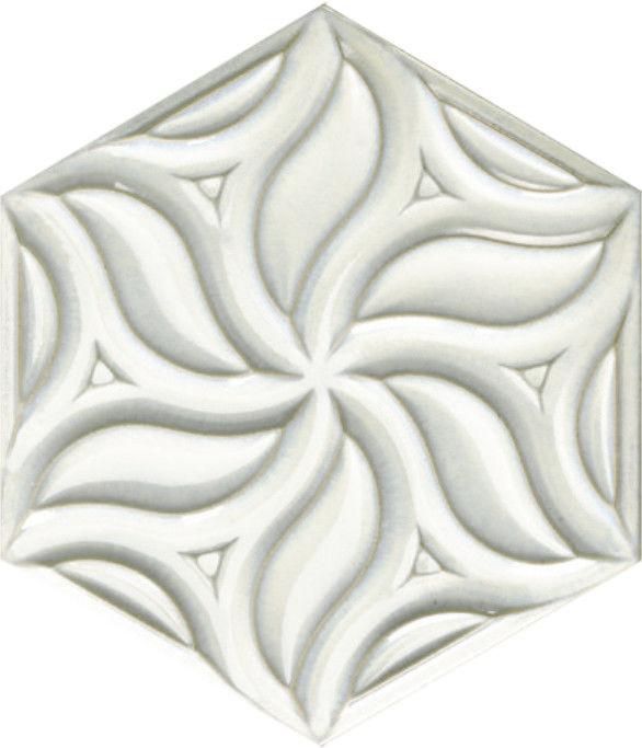 Ivy Mist 28,5x33 płytki heksagonalne ścienne