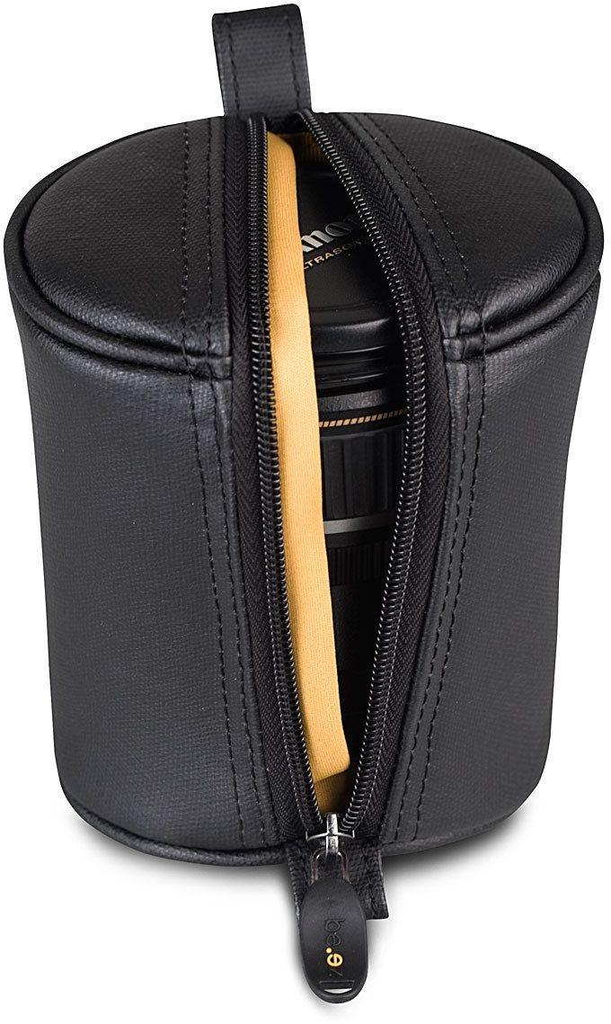 be.ez LA robe Lens ZOOM - torba/futerał na aparat (czarny, żółty)