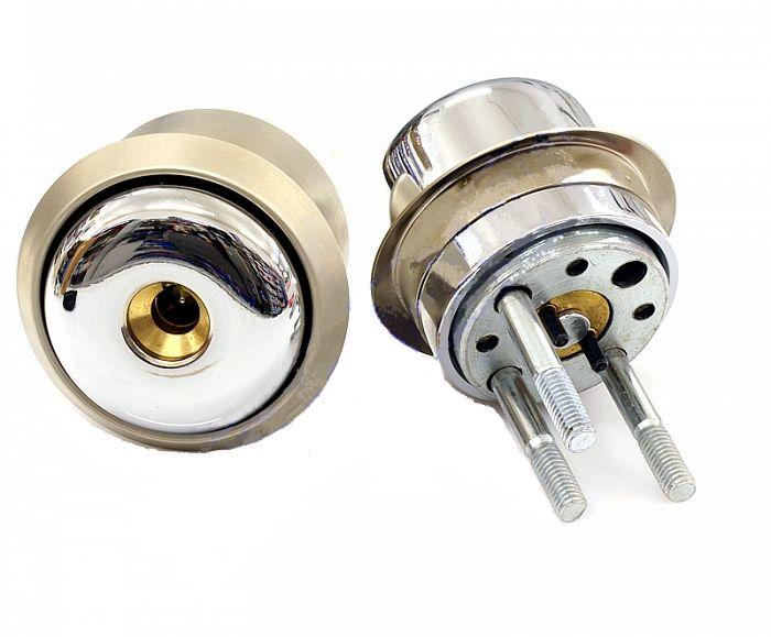 Cylinder RIM 6000 S/SX do drzwi GERDA S chrom satyna nowego typu