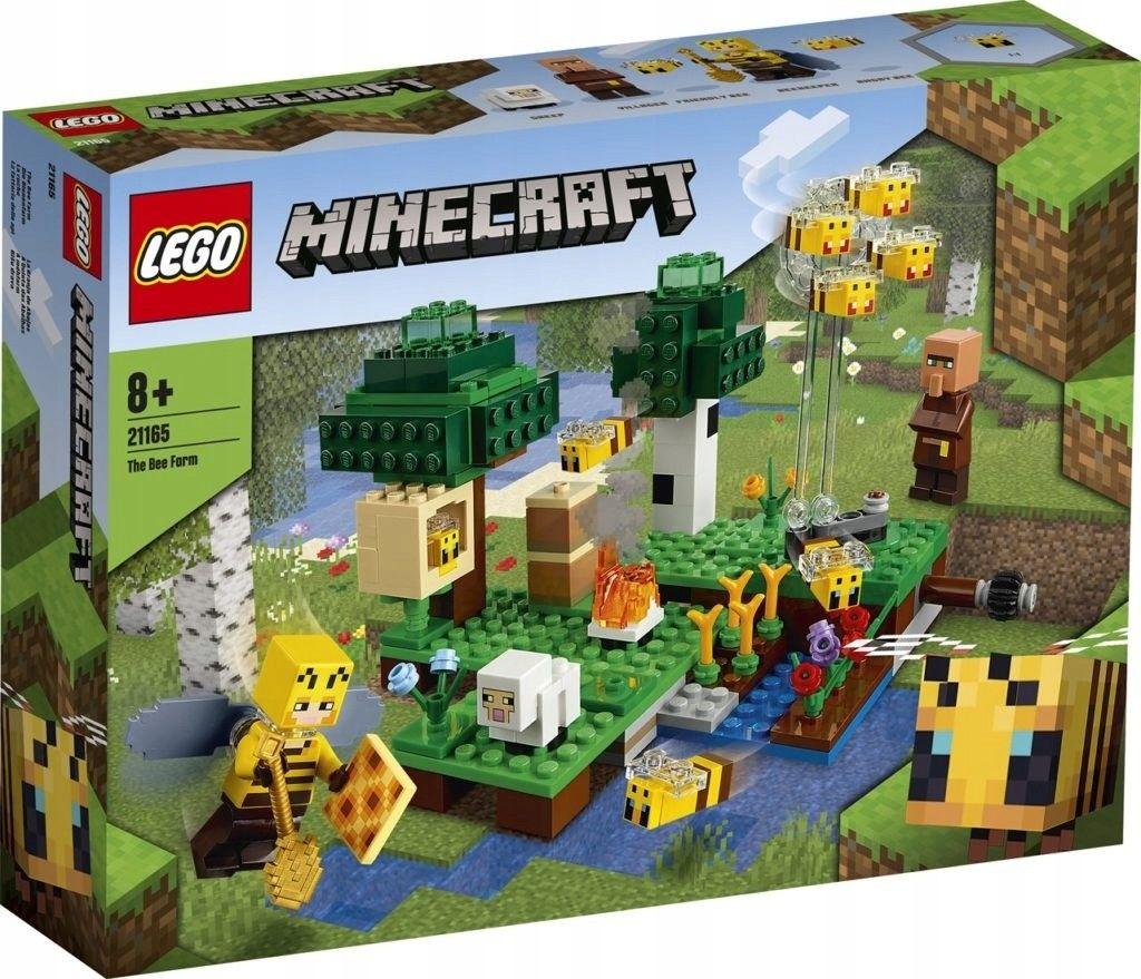 LEGO Minecraft - Pasieka 21165