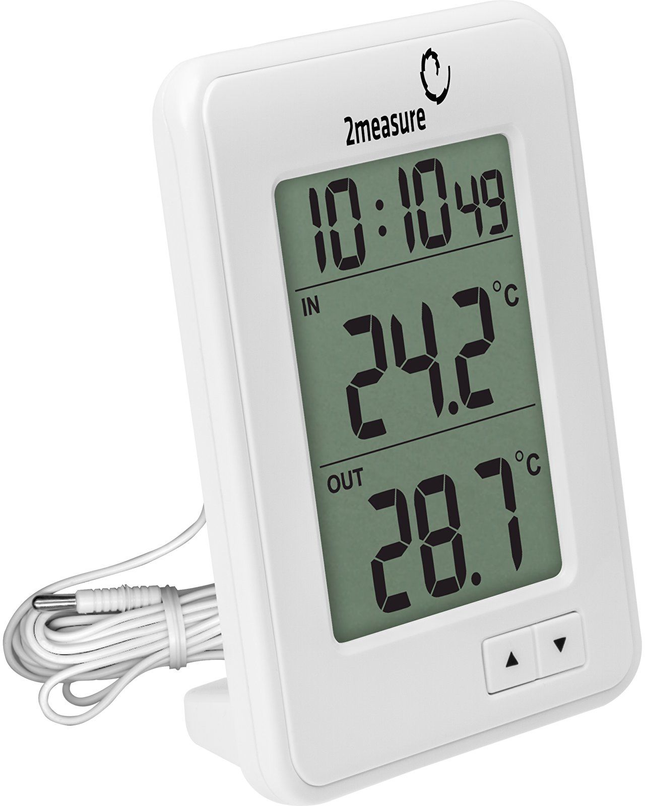 Elektroniczny termometr