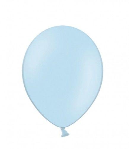 """Balon 5"""" błękitny, pastelowy"""