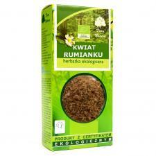 Herbatka z KWIATU RUMIANKU BIO 50 g Dary Natury