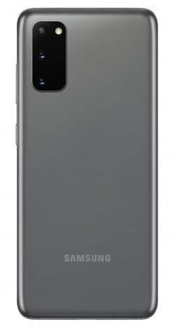 Samsung Galaxy S20 8G 128GB Dual SIM (G980F) Szary