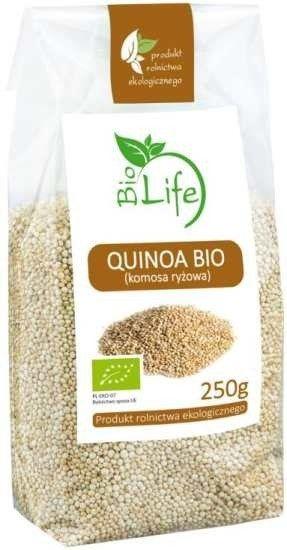 Quinoa Biała (Komosa Ryżowa) 250g - BioLife - 250g