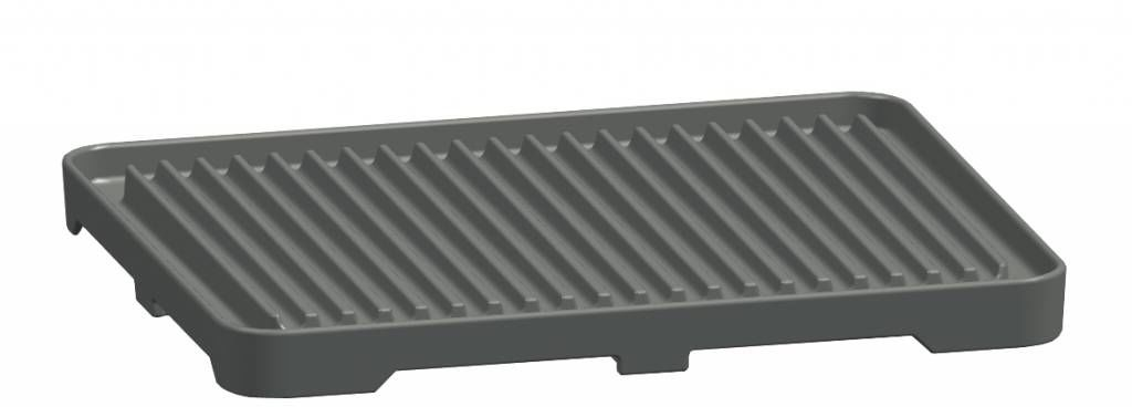 Bartscher Płyta grillowa powierzchnia 2 pól grzewczych seria 700 - kod 285080