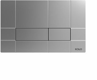 Przycisk WC spłukujący BOX do stelaża TECHNIC GT chrom mat