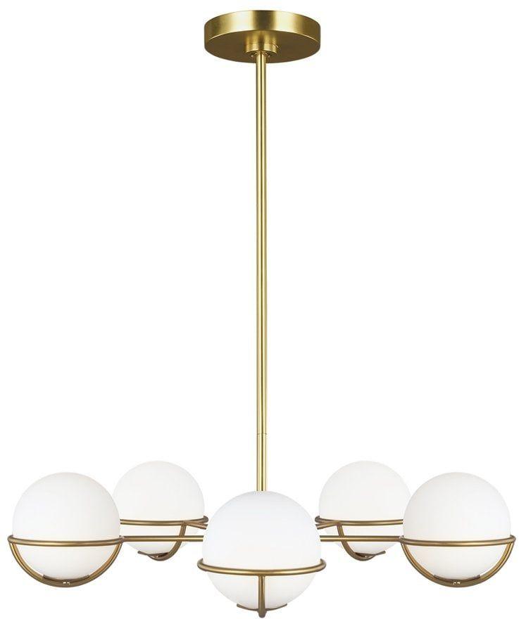 Lampa zwis design APOLLO FE-APOLLO5-BB - Elstead Lighting  SPRAWDŹ RABATY  5-10-15-20 % w koszyku