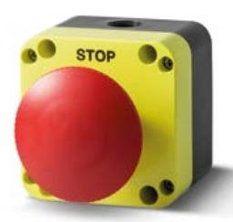 Przycisk bezpieczeństwa STOP Ø60 PQ01M6N